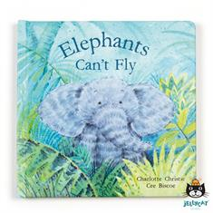 JELLYCAT Elephants cant f