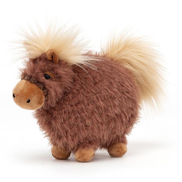 JELLYCAT Rolbie pony s
