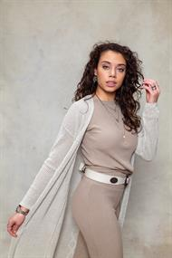 MOOST WANTED Valeria knittede vest