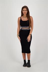 REINDERS Skirt entarsia