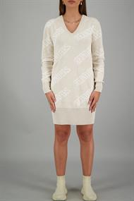 REINDERS V knitted dress
