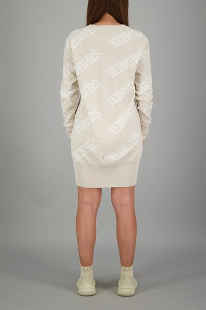 REINDERS V knitted dress