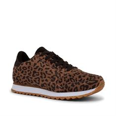 WODEN Ydun suede leopard